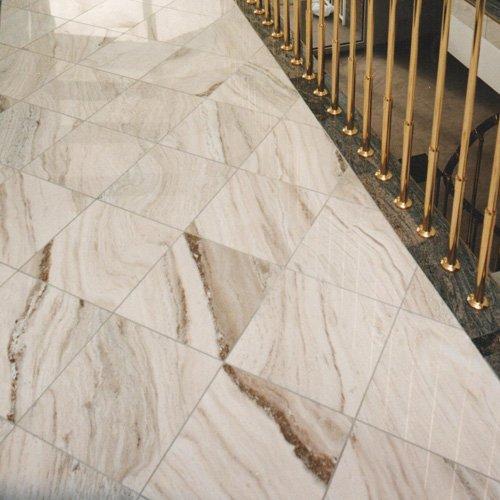 Naturstein Fußboden