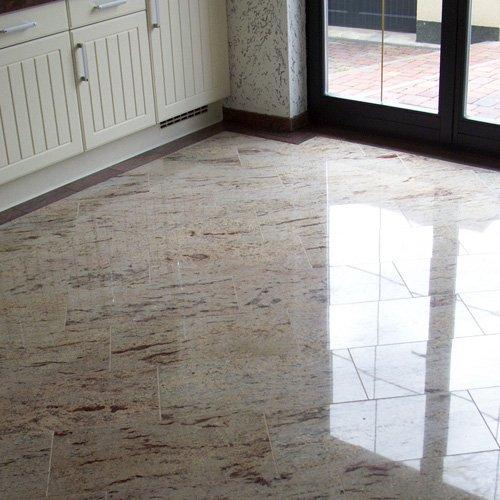 Granit Küchenboden